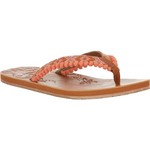 O'Rageous Women's Belted Pom Thong Sandals - view number 2