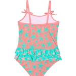 O'Rageous Girls' Starfish Party 1-Piece Swimsuit - view number 1