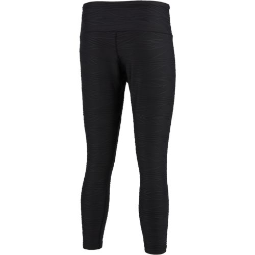 BCG Women's Athletic Textured Capri Pants - view number 2
