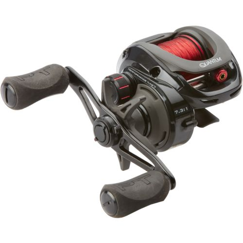 Display product reviews for Quantum Smoke S3 100 Baitcast Reel