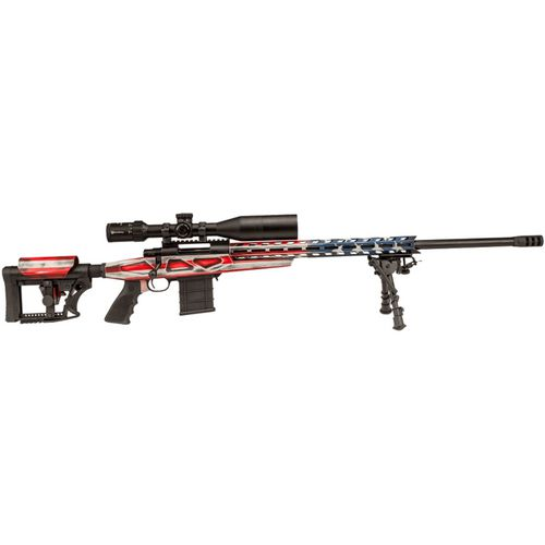 Howa HCR American Flag .308 Winchester/7.62 NATO Bolt-Action Rifle