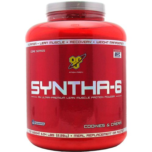 Display product reviews for BSN Sports Syntha-6 Protein Powder