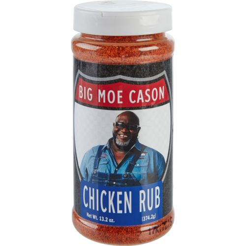Display product reviews for Big Moe Cason 13 oz Chicken Rub