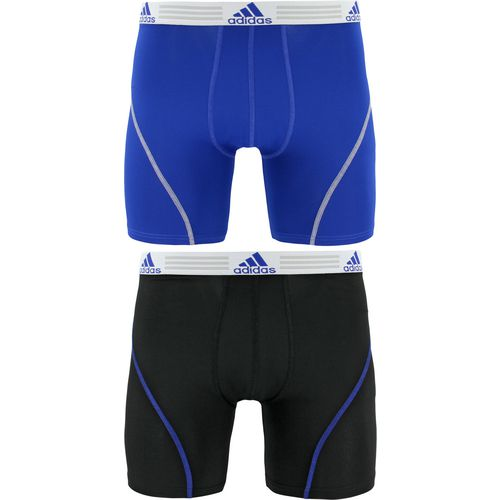 adidas Men's Sport Performance climalite Midway Boxer Briefs 2-Pack