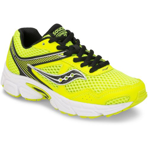 Saucony Boys' Cohesion 10 LTT Running Shoes