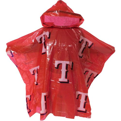 Storm Duds Adults' Texas Rangers Stadium Poncho