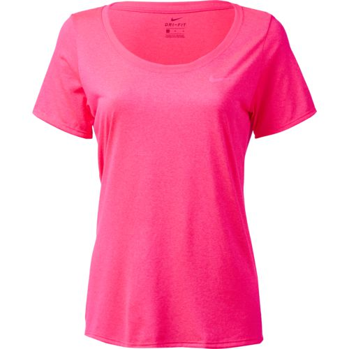 Display product reviews for Nike Women's Dry Legend Scoop T-shirt