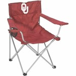 Logo Chair University of Oklahoma Armchair