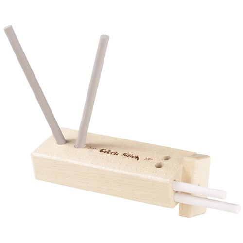 Display product reviews for Lansky Deluxe Turnbox Crock Stick® Sharpener