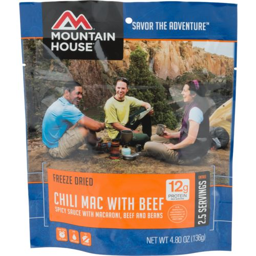 Mountain House® Pro-Pak Chili Mac with Beef