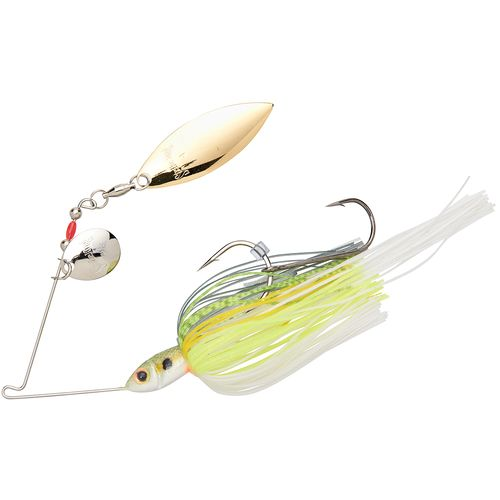 Display product reviews for Strike King Premier Plus 1/4 oz Tandem Spinnerbait