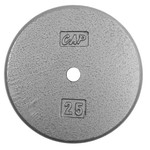CAP Barbell 25 lb. Standard Plate - view number 1