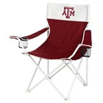 Logo Chair Texas A&M Big Boy Armchair