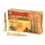 BARNES® VOR-TX™ .270 Win 130-Grain Centerfire Rifle Ammunition