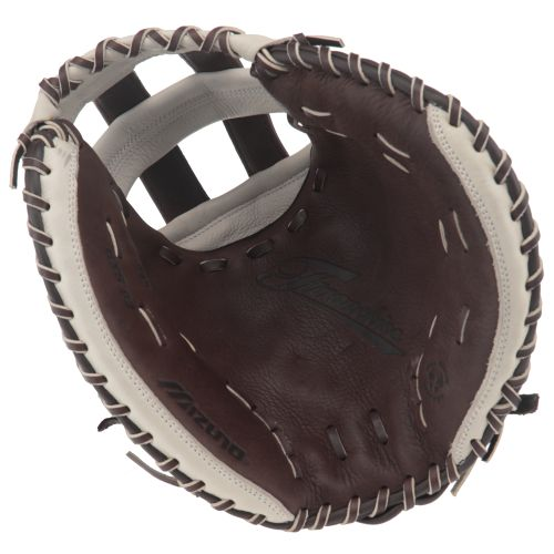 "Mizuno Adults' Franchise Pro Series GXS92 34"" Fast-Pitch Catcher's Softball Mitt"