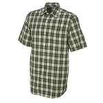 Carhartt Men's Lightweight Plaid Short Sleeve Shirt