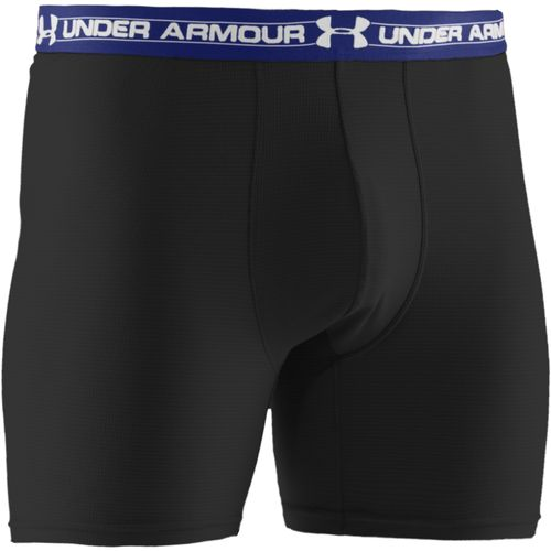 Under Armour Men's Mesh 6 in Boxer Brief