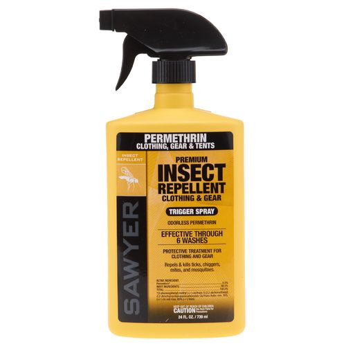 Sawyer 24 oz. Permethrin Clothing Insect Repellent - view number 1
