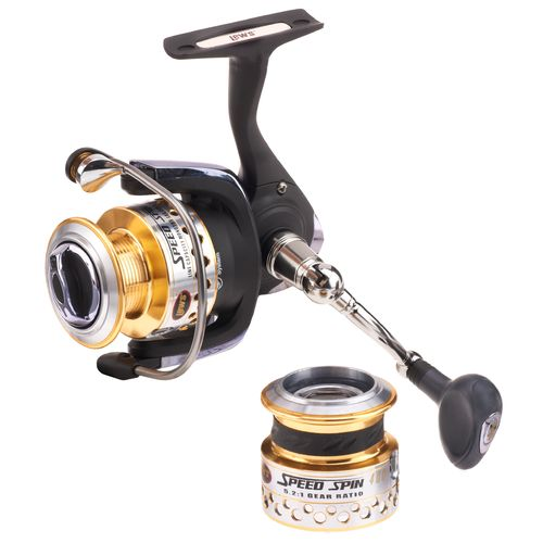 Lew's® Speed Spin® 400A Spinning Reel Convertible