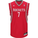 adidas Men's Houston Rockets Jeremy Lin #7 NBA Revolution 30 Replica Jersey