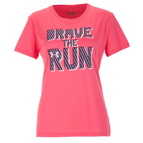 Under Armour® Women's Brave the Run™ Short Sleeve Crew T-shirt