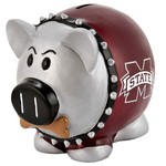 Team Beans Forever Collectibles NCAA Team Piggy Bank