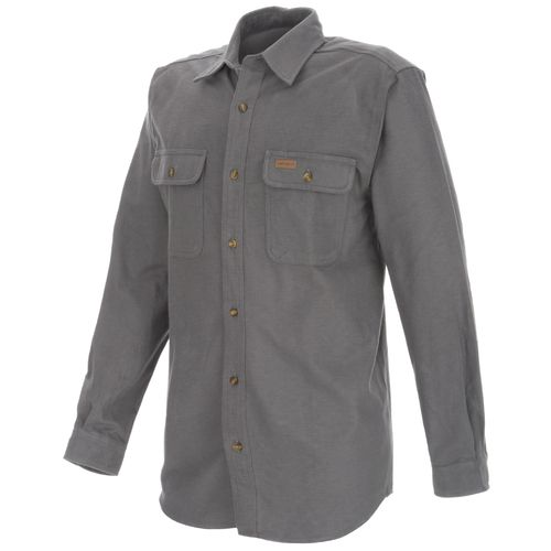 Carhartt Men's Chamois Long Sleeve Shirt