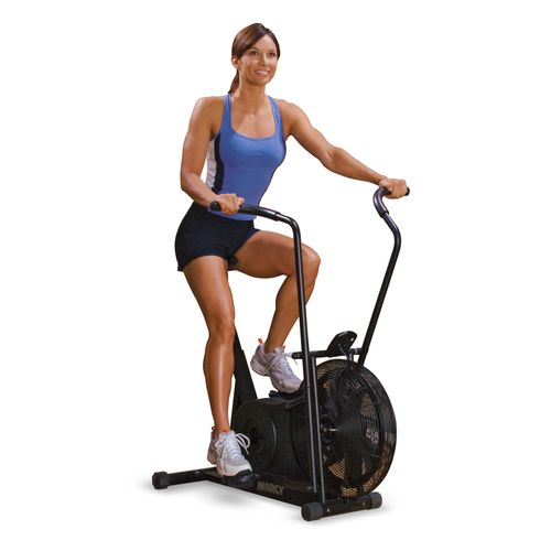 Image for Marcy MCPL-105 Upright Fan Exercise Bike from Academy