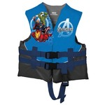 Exxel Outdoors Youth Marvel Avengers 3-Buckle Flotation Vest