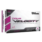 Wilson Tour Velocity Women's Golf Balls 15-Pack
