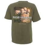 Ducks Unlimited Adults' Litter Basket Short Sleeve T-shirt