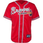 Majestic Men's Atlanta Braves Jason Heyward Replica Jersey