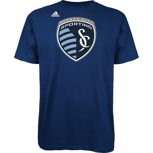 adidas™ Men's Sporting Kansas City Short Sleeve T-shirt
