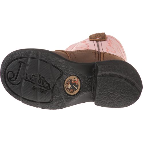Justin Kids' Bay Apache Boots - view number 9