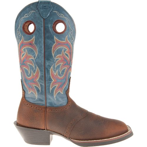 Justin Men's Punchy Stampede Boots - view number 1