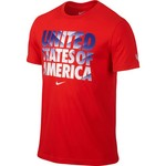 Nike Men's USA Core Type Soccer T-shirt