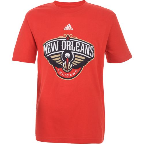 adidas Boys' New Orleans Pelicans Primary Logo T-shirt