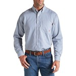 Ariat Men's Flame Resistant Striped Work Shirt - view number 1