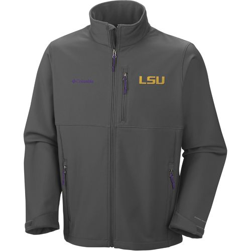 Columbia Sportswear Men's Louisiana State University Collegiate Ascender™ Softshell Jacket