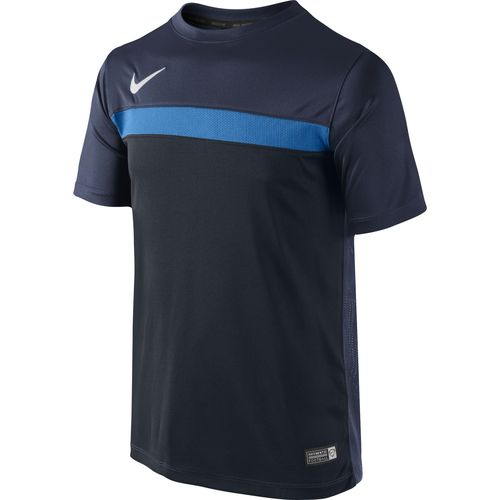 Display product reviews for Nike Boys' Academy Short Sleeve Training Top