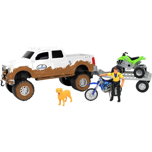 Display product reviews for Tree House Kids Imagination Adventure Series 4x4 Truck Extreme Set