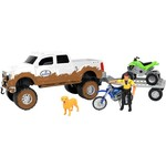 Tree House Kids Imagination Adventure Series 4x4 Truck Extreme Set