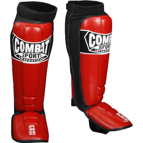 Display product reviews for Combat Sports International Adults' Pro-Style MMA Shin Guards