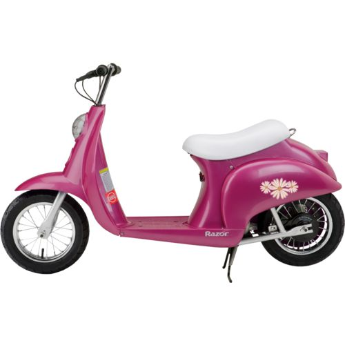 Display product reviews for Razor® Girls' Pocket Mod Daisy Electric Scooter