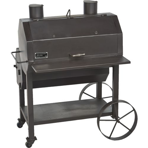 Old Country BBQ Pits Over and Under Smoker