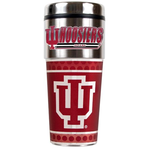 Great American Products Indiana University 16 oz. Travel Tumbler - view number 1