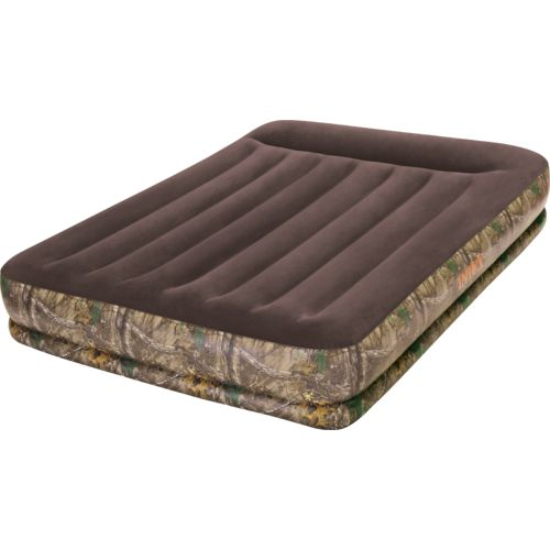 INTEX® Realtree Queen-Size Airbed