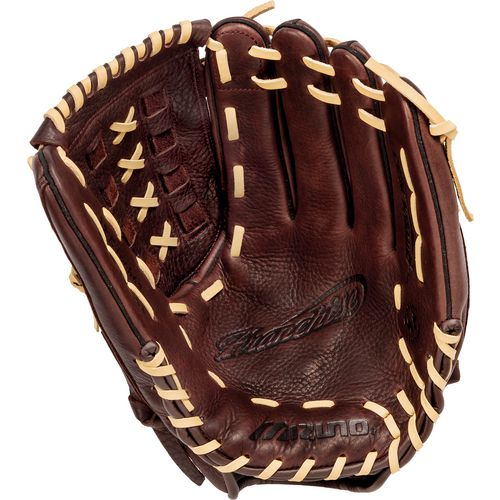 """Display product reviews for Mizuno Franchise 12.5"""" Softball Glove Left-Hand Throw"""