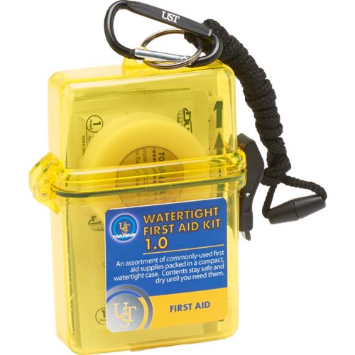 Display product reviews for UST Marine Watertight First Aid Kit 1.0