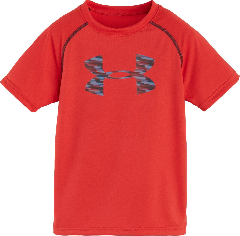 Under Armour Toddler Boys 39 Big Logo T Shirt Academy